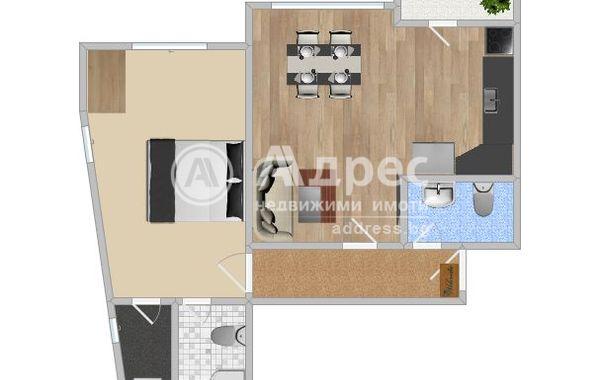 двустаен апартамент русе ft4bsm3t