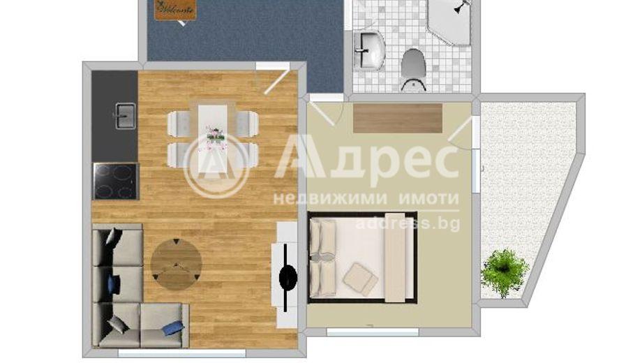двустаен апартамент русе ghb6pu4k