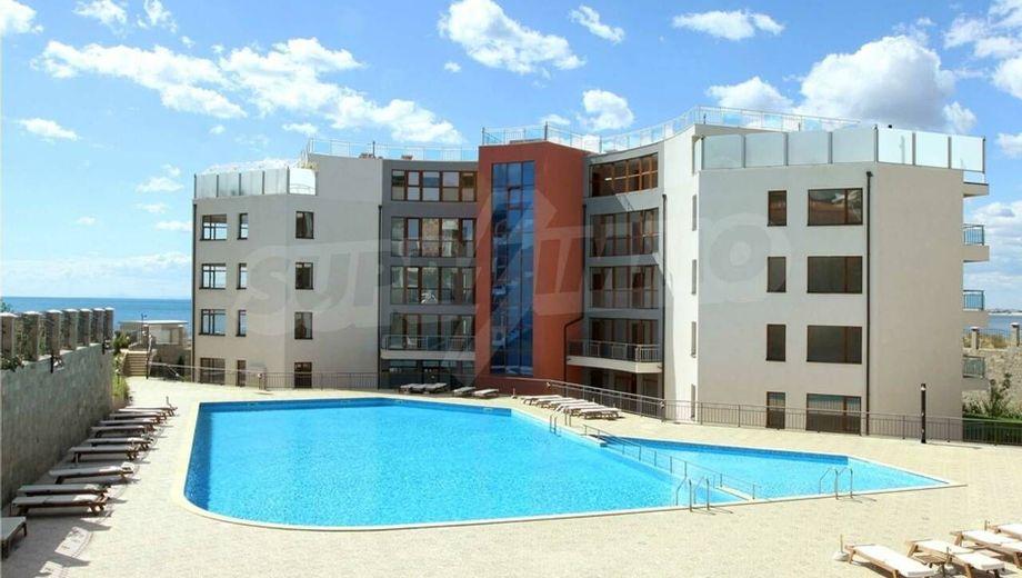 двустаен апартамент свети влас f2b9eacg