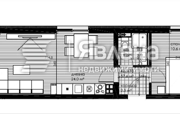 двустаен апартамент св св константин и елена h1x6sr3s