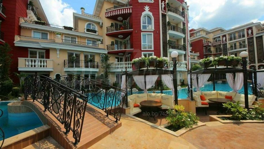 двустаен апартамент слънчев бряг bm65erde