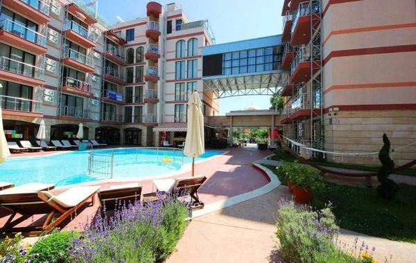 двустаен апартамент слънчев бряг cpd58bau