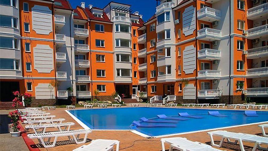 двустаен апартамент слънчев бряг d79uahmu