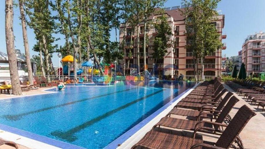 двустаен апартамент слънчев бряг s7cgursk