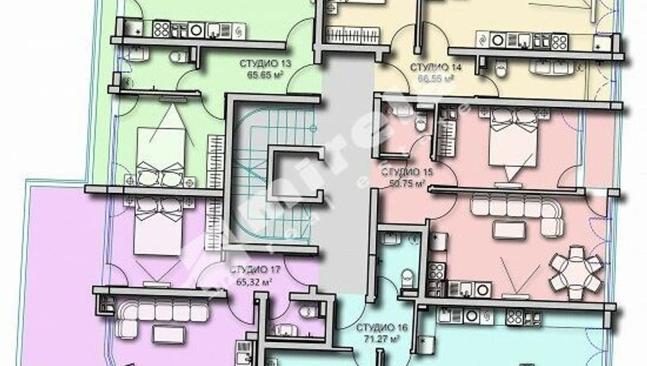 двустаен апартамент созопол dnykgvge