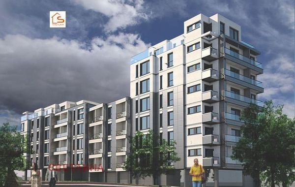 двустаен апартамент софия 11psdx22