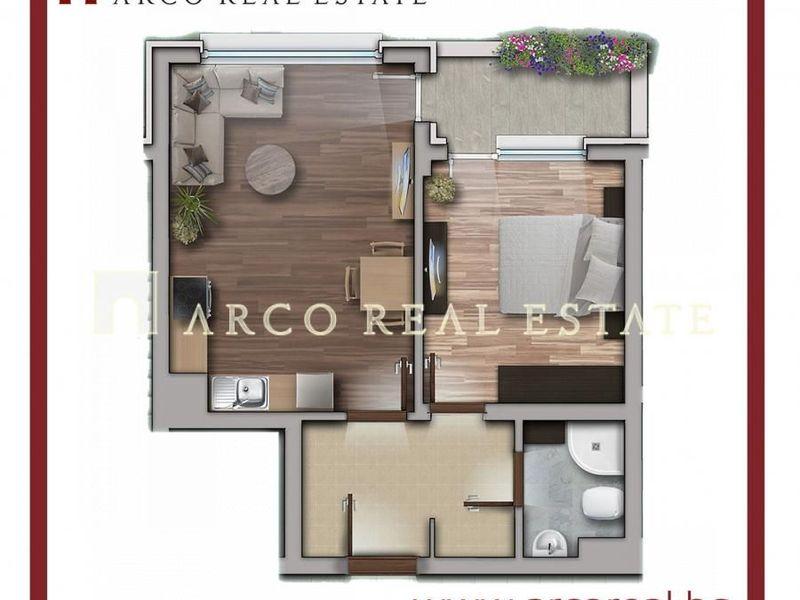 двустаен апартамент софия 1p111lvq