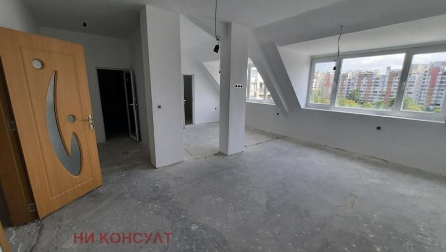 двустаен апартамент софия 2msq11tk