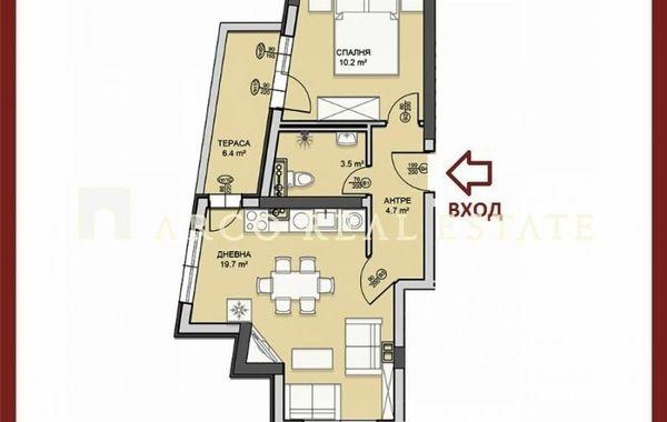 двустаен апартамент софия 2n4xa98x