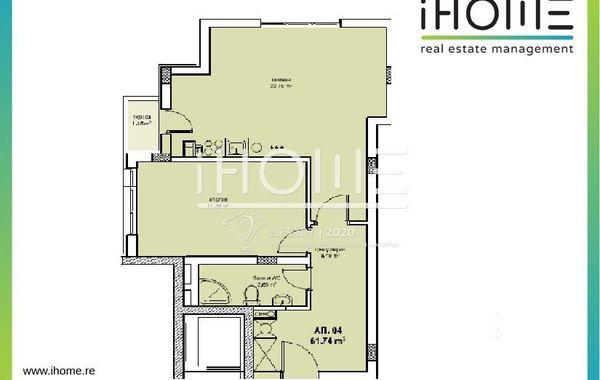 двустаен апартамент софия 2q4wdprg