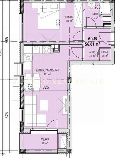 двустаен апартамент софия 2tqjapcj