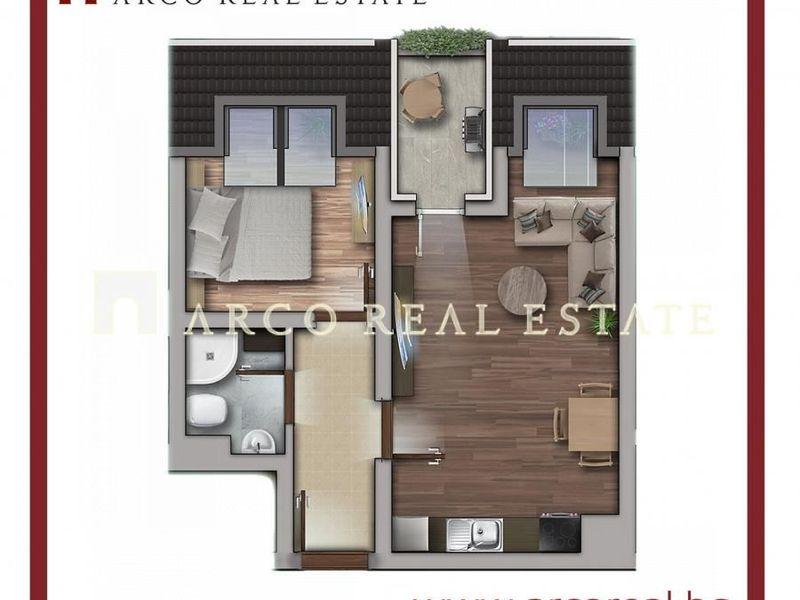 двустаен апартамент софия 2w2u3v82