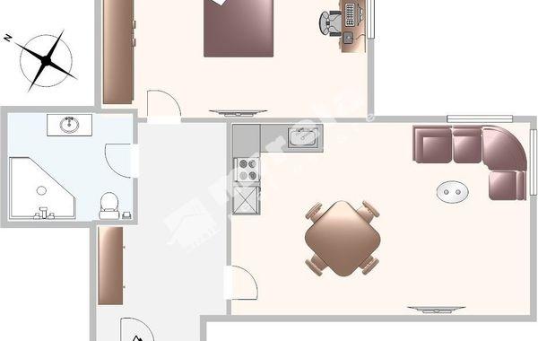 двустаен апартамент софия 36kc48c1