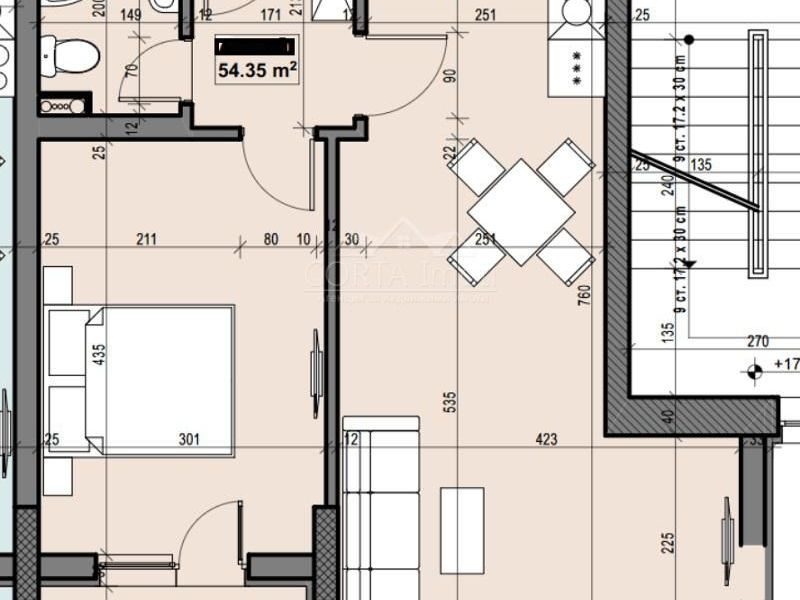 двустаен апартамент софия 3a9lvfx3