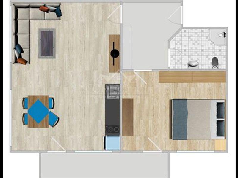 двустаен апартамент софия 3pe8rjm7