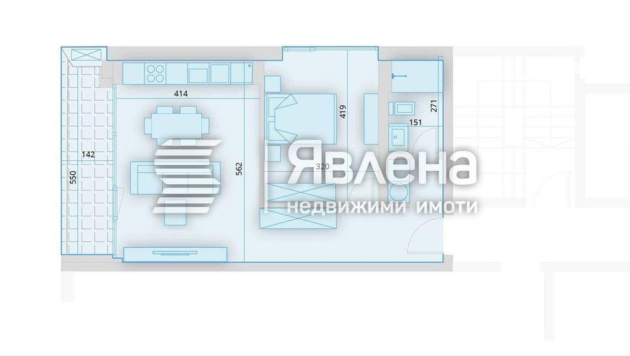 двустаен апартамент софия 3tsgw34r