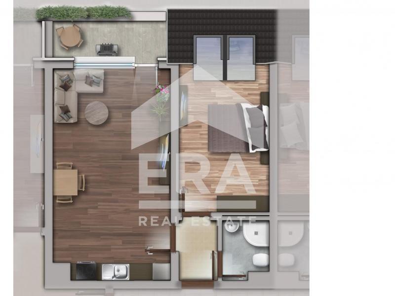 двустаен апартамент софия 3vt6qkry