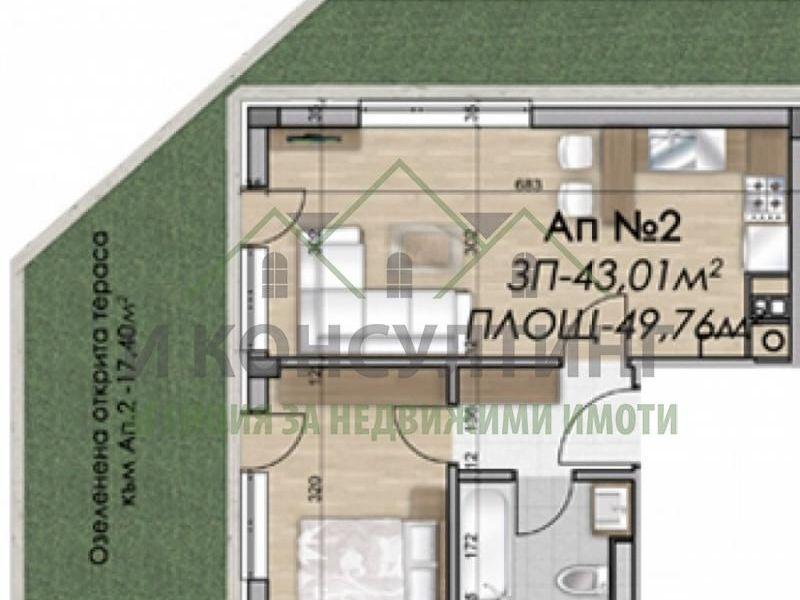 двустаен апартамент софия 3wdhxf2l