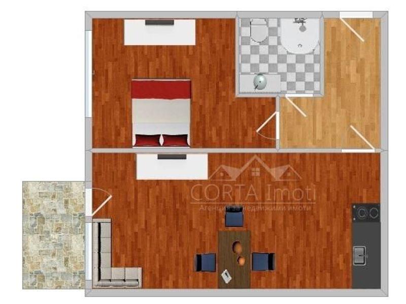 двустаен апартамент софия 3x6tpdfh
