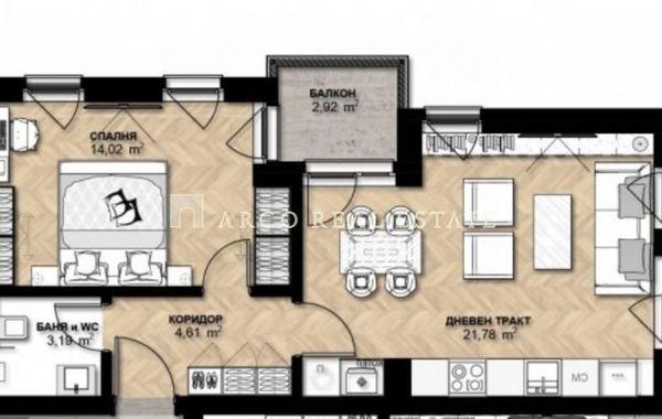 двустаен апартамент софия 4nxry6b9