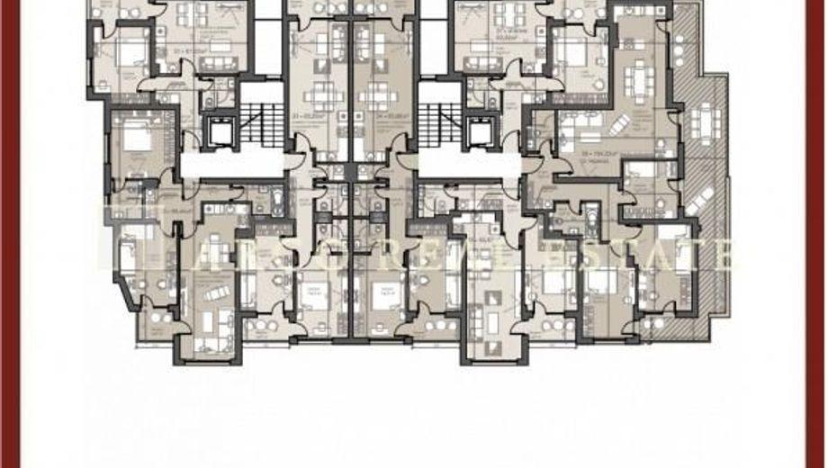 двустаен апартамент софия 575saep1
