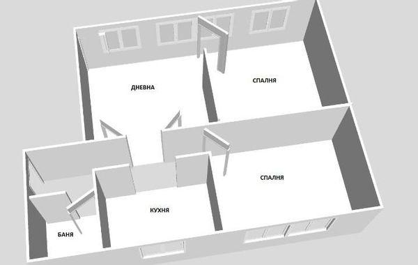 двустаен апартамент софия 5eyx6abw
