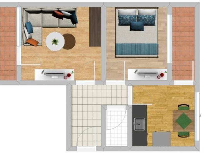 двустаен апартамент софия 646exd34