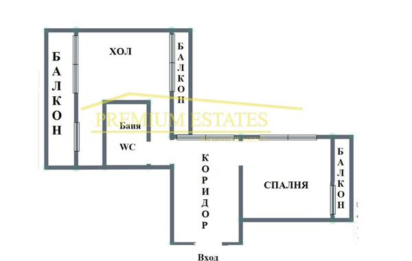 двустаен апартамент софия 6mmjy7a2