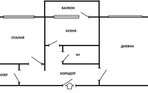 двустаен апартамент софия 6vsqdsgl