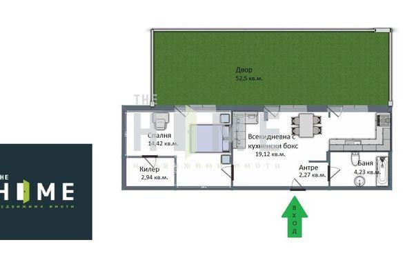двустаен апартамент софия 6yulecxn