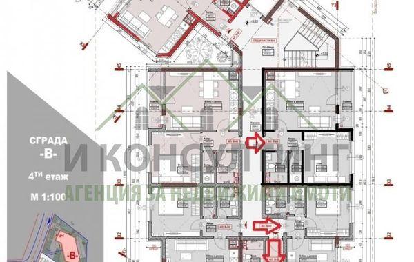 двустаен апартамент софия 79a3lwgf
