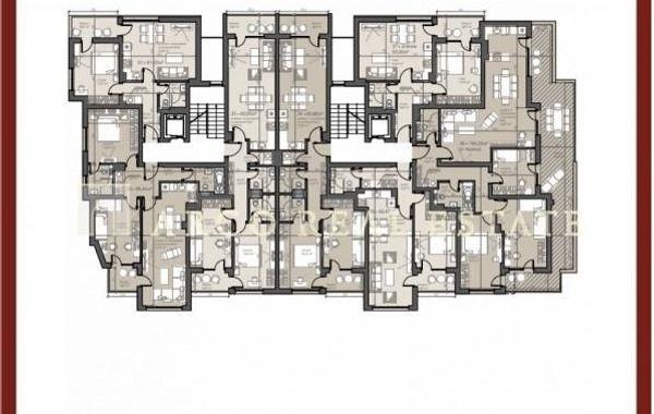 двустаен апартамент софия 7cpx7gba