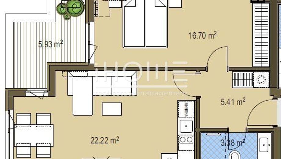 двустаен апартамент софия 7ts4j7l8