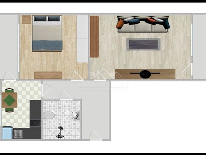 двустаен апартамент софия 7x73udqk