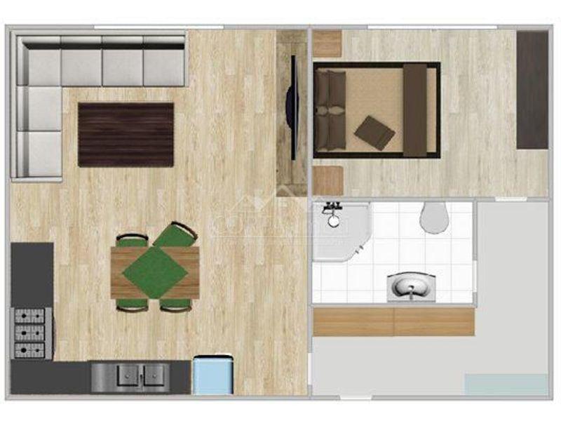 двустаен апартамент софия 8773s7k1