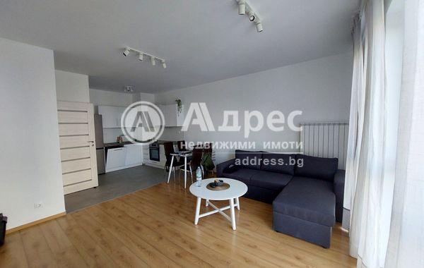 двустаен апартамент софия 8h531v12