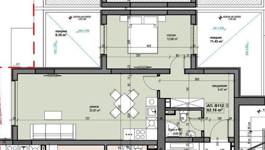 двустаен апартамент софия 8kls9sht