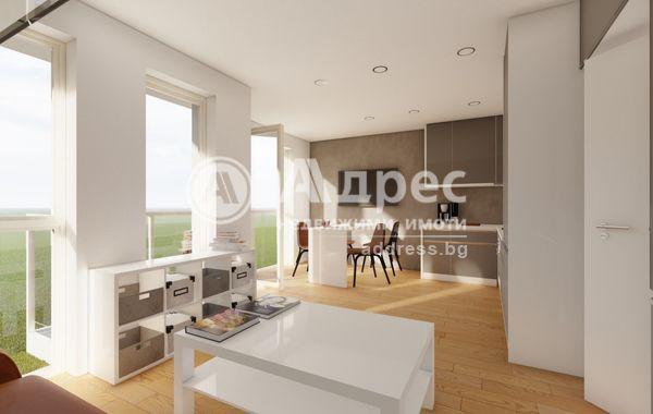 двустаен апартамент софия 8ml18uur