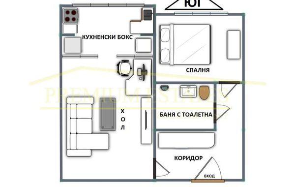 двустаен апартамент софия 8pb2eman