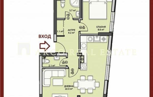 двустаен апартамент софия 8xfw2rvq