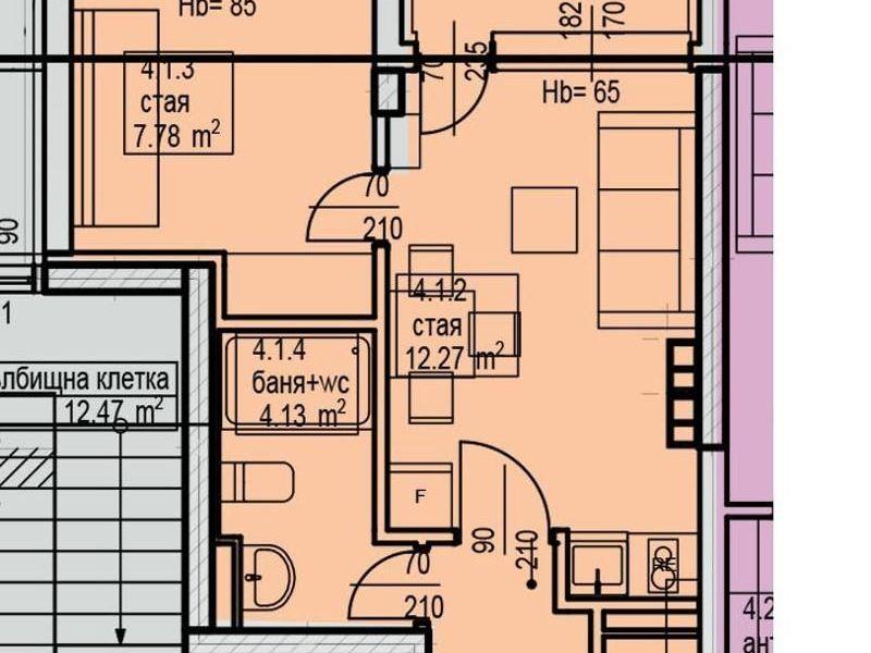 двустаен апартамент софия a8lxfslk