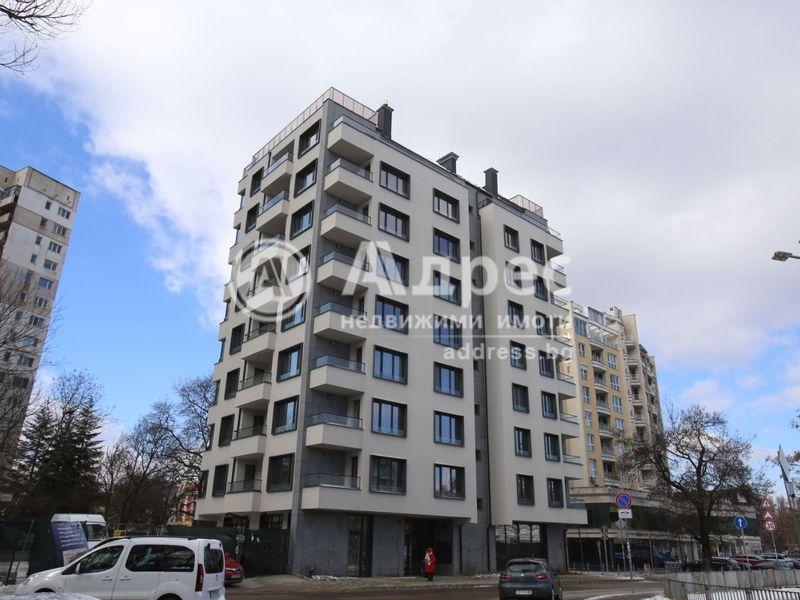 двустаен апартамент софия ad1j3cae