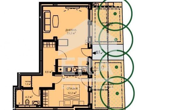 двустаен апартамент софия adcektf8