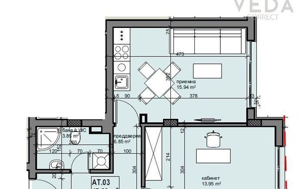 двустаен апартамент софия afxqjbdv