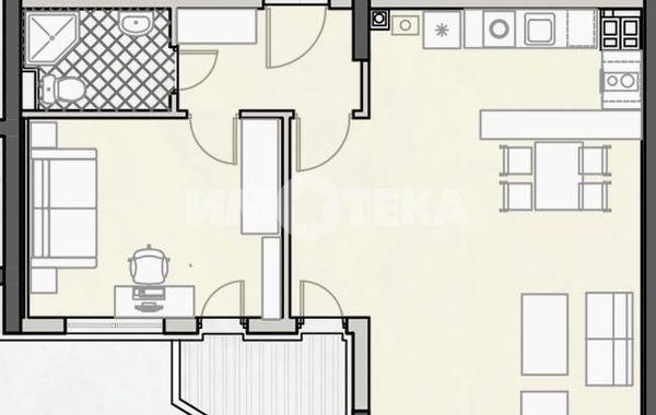 двустаен апартамент софия anyjhqqk