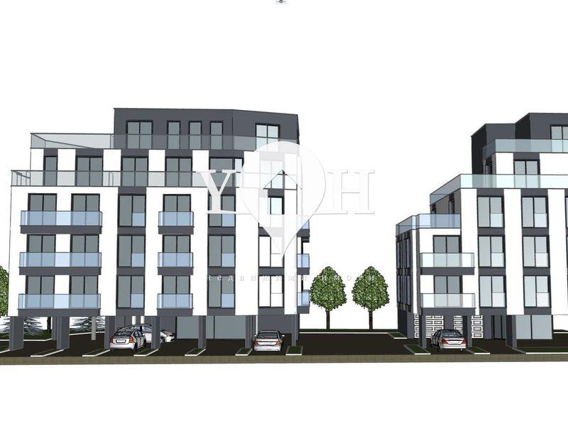 двустаен апартамент софия at6a92cs