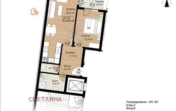 двустаен апартамент софия b3mqanbm