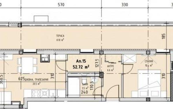 двустаен апартамент софия b4tmj8n4