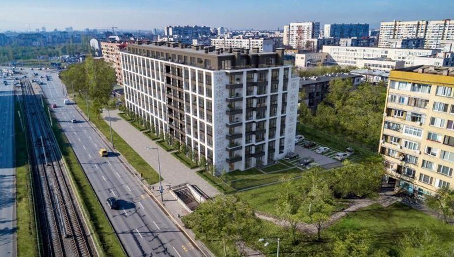 двустаен апартамент софия b5kcl6gf