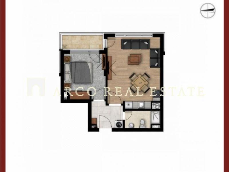 двустаен апартамент софия bqag1vx9